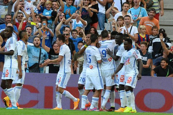 L'OM non si ferma, battuto anche il Tolosa per 2-0