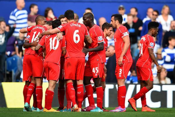Liverpool, 3-2 in casa del QPR