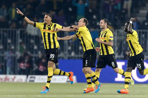 Napoli ko: a Berna si impone lo Young Boys