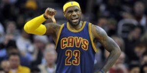 LeBron James non basta ai Cleveland Cavaliers per tornare alla vittoria. negli ultimi anni la pochezza dell'Est Nba.