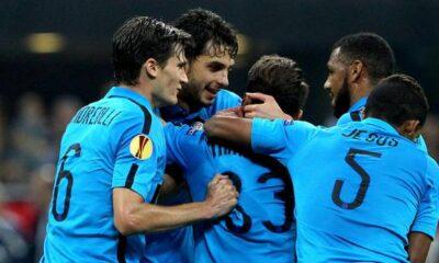 L'Inter torna a vincere contro il Qarabag.
