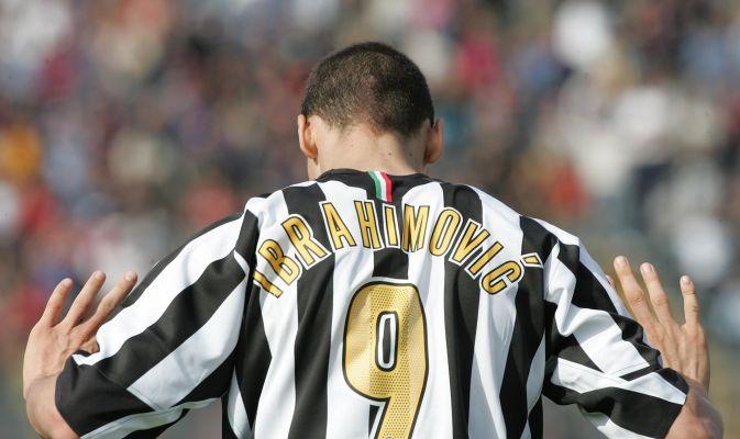 Zlatan Ibrahimovic, ex-centravanti della Juventus