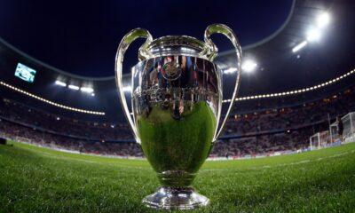 Il trofeo della UEFA Champions League