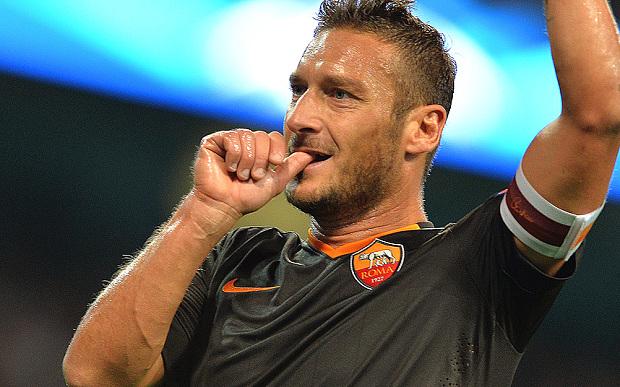 Totti Champions