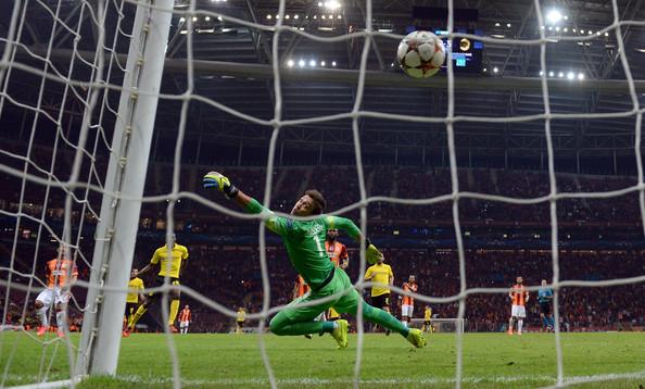 Il Borussia Dortmund si sbarazza del Galatasaray