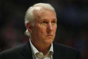 "Gregg Popovich, ""leader maximo"" dei SAn Antonio Spurs"