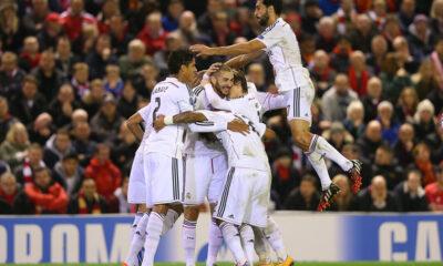 Il Real Madrid si sbarazza facilmente del Liverpool