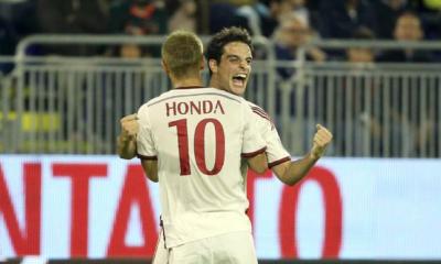 Cagliari-Milan 1-1: Bonaventura risponde a Ibarbo