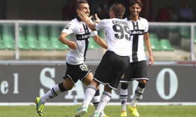 Massimo Coda, attaccante del Parma. Il re del fantacalcio è lui