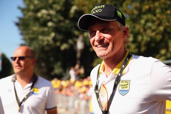 Oleg Tinkoff, patron dell'omonima squadra