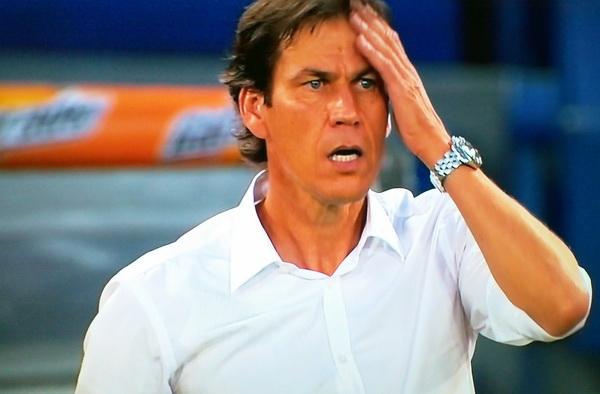 Rudi Garcia, la sua Roma non è andata oltre lo 0-0 contro un'ottima Sampdoria
