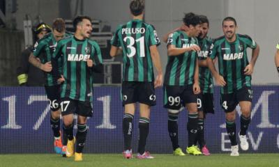 Sassuolo-Empoli 3-1: gol e spettacolo, vince Di Francesco