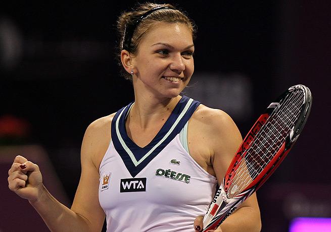 WTA finals: Simona Halep, prima finale ai masters per la rumena