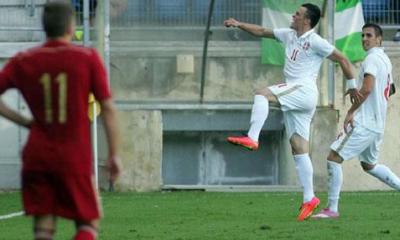 Under 21: la Spagna non prenderà parte alla fase finale dell'Europeo 2015