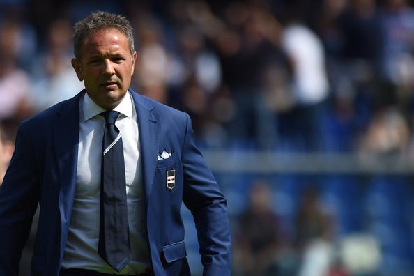Sinisa Mihajlovic: la sua Sampdoria è al terzo posto in Serie A