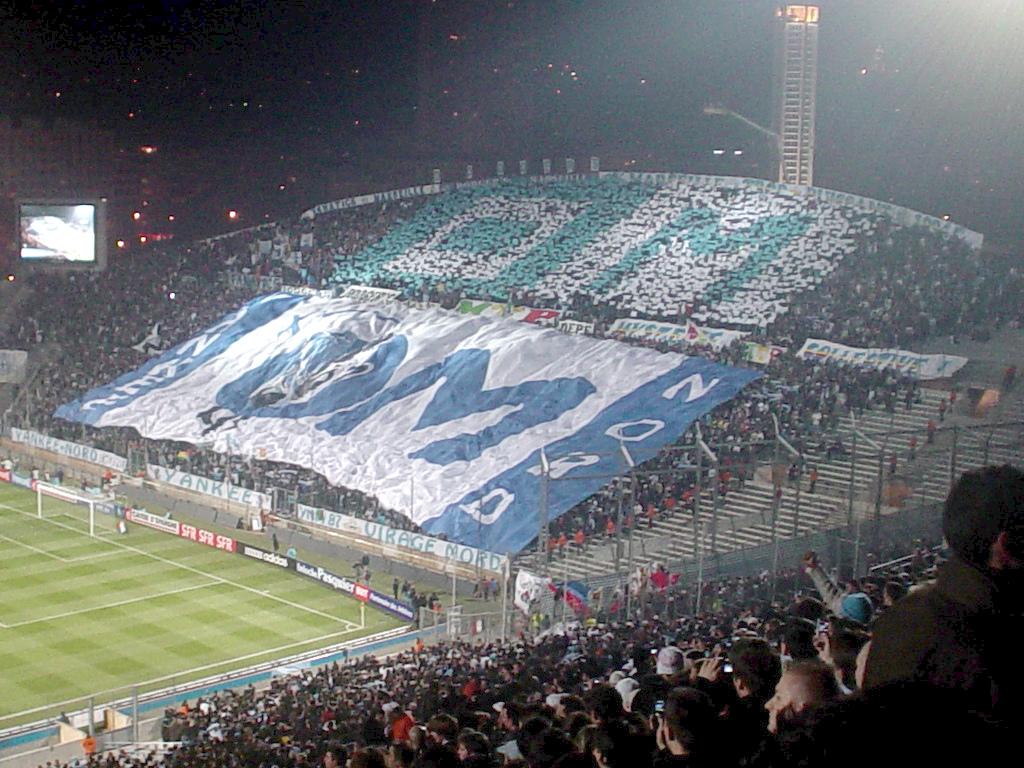 Tra gli inni della Ligue 1, anche quello del Marsiglia.