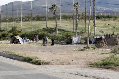 """Melilla: La disperazione a pochi passi dal """"paradiso"""""""
