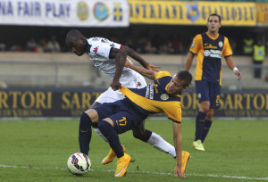 Verona-Cagliari finisce 1-0