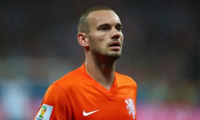 Wesley Sneijder, il campione precario