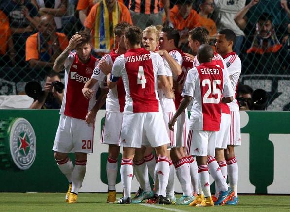 APOEL-Ajax 1-1
