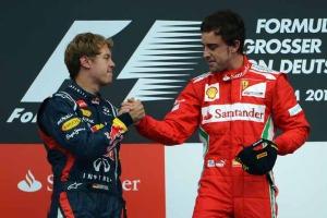 Passaggio di consegne in Ferrari: Alonso lascia, arriva Vettel