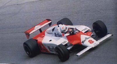 Andrea De Cesaris, ex pilota di formula 1, deceduto la scorsa domenica