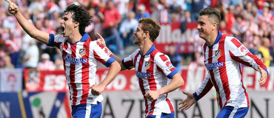 Atletico, 2-0 sull'Espanyol