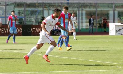 Catania-Bari 2-3: pugliesi corsari e in piena zona play off
