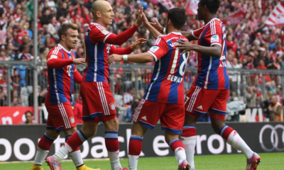 Bayern-Hannover 4-0