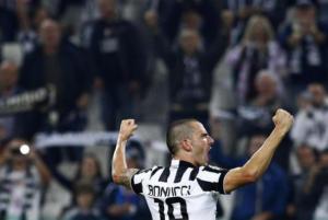 Leonardo Bonucci, match-winner di Juventus-Roma