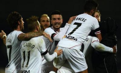 Serie B, 11^ giornata: il Carpi aggancia il Bologna, manita Catania