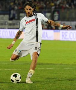 Emmanuel Cascione, firma un penalty d'oro per i romagnoli
