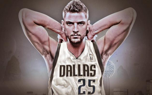Chandler Parsons, neo-acquisto dei Dallas Mavericks