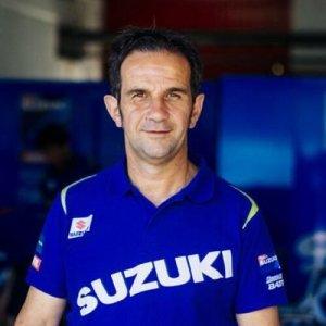 Davide Brivio Team Manager Suzuki Racing