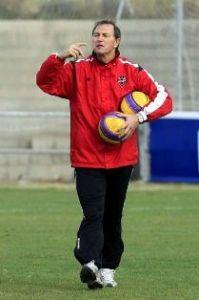 Gianni De Biasi, dal 2011 tecnico dell'Albania