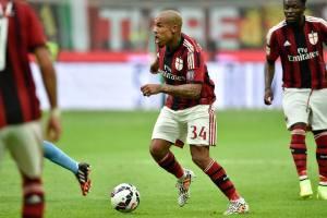 De Jong, autore del gol del Milan contro la Fiorentina nel posticipo dell'ottava giornata