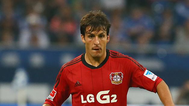 Giulio Donati, ancora in evidenza con la maglia del Leverkusen