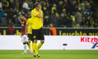 Dortmund ancora ko contro l'Hannover