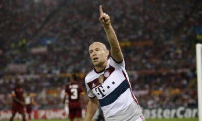 Robben, favolosa ala del Bayern Monaco