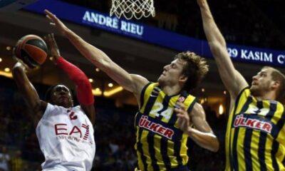 L'Olimpia Milano cade in Turchia