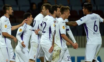 La Fiorentina cala il tris contro la Dinamo Minsk