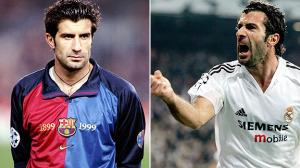 Luis Figo: il suo passaggio dal Barcellona al Real Madrid è tra i più controversi della storia del calcio