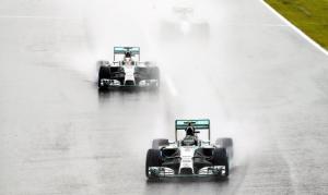 Hamilton vince il Gp del Giappone nel giorno del dramma di Bianchi