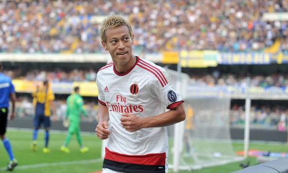 Pagelle Verona-Milan 1-3: Honda come Tevez, Abbiati santo subito