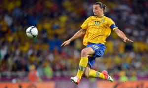 Zlatan Ibrahimovic è il calciatore svedere più forte di sempre
