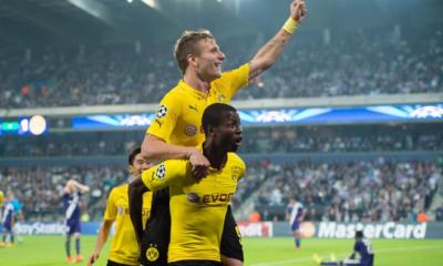 Anderlecht-Dortmund 0-3
