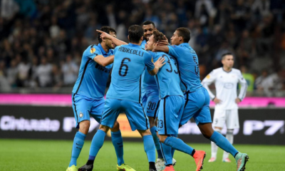 Inter-Qarabag 2-0, gol D'Ambrosio