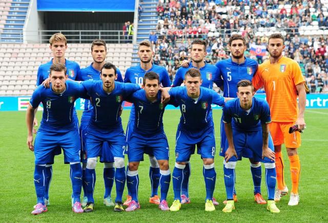 italia Under 21 euro 2015