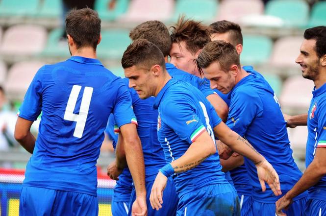 Italia-Slovacchia 3-1: azzurrini qualificati per gli Europei