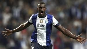pagelle bayern monaco-porto: Jackson Martinez, attaccante del Porto.